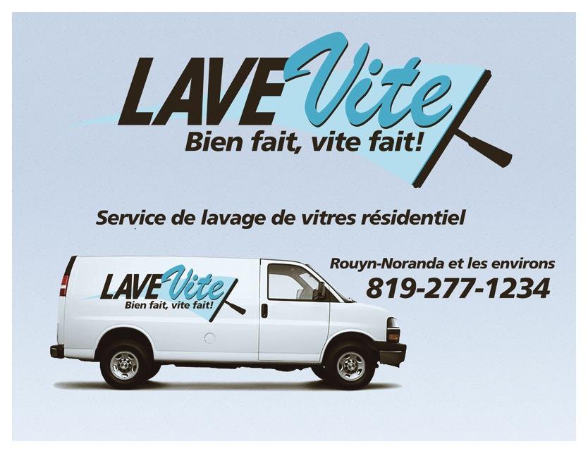 Logo : Lave-Vite Ent.